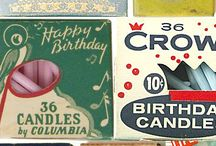 Vintage Birthday / by Jamie Jackman
