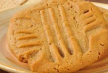 Biscuit beurre arachides