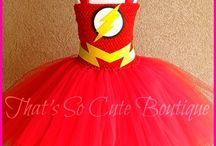 Tuto costumes super héros