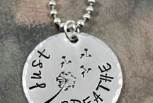 Well being Jewellery ideas / Ideas to keep a focus on the positive