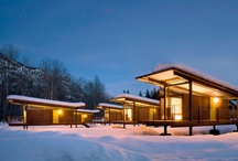 p r e f a b  architecture / by charles wolford