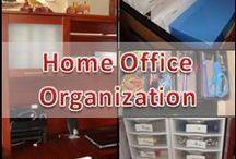 Home office / by Tiphr M