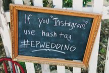 Social Media Wedding Ideas / by Pauleenanne Design