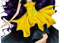 Sailor Moon <3 / by Kristina Rosenthal