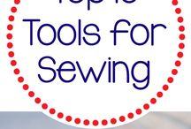 Sewing Tips / by Shawndra Brooks