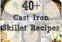 Cast Iron Skillet Recipes