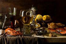 Dutch still life ideas for my kitchen / by Marie Gerrard-staton