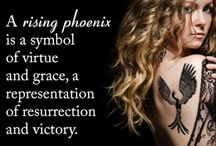 Phoenixes / Mid-Atlantic MRKH symbol the Phoenix. One rises from the ashes stronger then before...