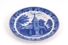 Decor / We offer a selection of dishes, including exclusive Lee Chapel items. To order an item, please call (540) 458-8095. / by Lee Chapel & Museum