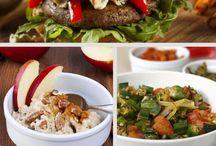 Healthy meals ! / by Stephanie Porter