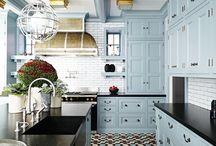 Historical kitchens