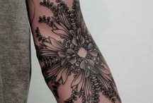 Tatoo - forearm