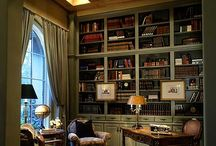Home Study Ideas and Inspiration / Create the study of your dreams with these beautiful ideas. From classical and romantic to sleek and modern, find the best inspiration here.