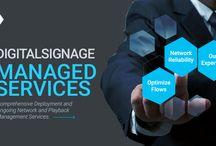 Digital Signage Services