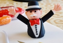 Fondant Icing Tips and Tutorials / by Beth Moody