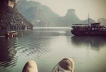 Traveling / Beine around the World, Globetrotter Feelings