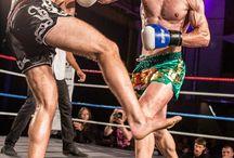 V FIGHT 2014 / Gala de boxe Khmer - K1 et Boxe Anglaise organisé le 26 avril à la halle Chaban Delmas à Valence, Drôme.  Crédit photo - Jimmy Aunaet - Vu26 David Moulin - Julie Servien