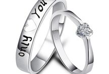 VANCARO lover rings / lover rings, couple rings