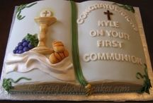 cake ideas / by Michelle Talavera-Caceres