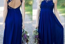 Bridesmaids / Let's co-ordinate shades and styles
