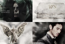 Mortal Instruments/infernal devices <3  / by Lexie Spain