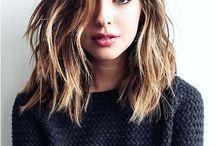 Jolis cheveux