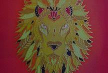 Mandala Manufaktúra / saját munkáim festékkel, ecsettel, szerettel..