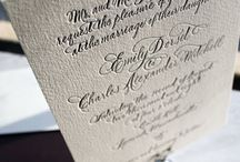 Wedding Invitation / by Kristen Simmons