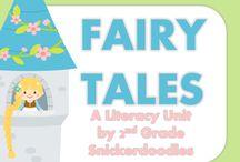 school - fairy tales