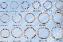 metal Split Rings / Discuss ideas and product innovations.