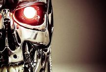 Terminator / Endoskulls, wallpapers, stills / by NeonString .com