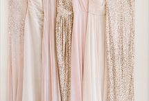 Bridesmaid dresses! / All things dressey!