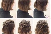 Идеи причёсок