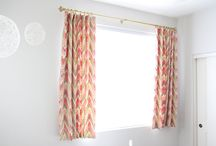 Short Curtains With Style / by Tamara Rice
