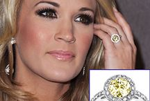 Get Engaged, Celebrity Style  / All your favorite celebrity engagement rings!