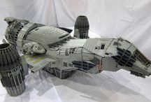 Pictures - Legos! / by Jim Banks