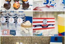 nautical Party / Party, birthday, navi, nautical