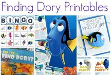 FINDING DORY TEAM DAY IDEAS