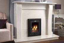 Stanley Insert Stoves / Insert or Inset stoves are integrated stoves which are built into a standard fireplace opening. Inserts are an ideal solution for smaller rooms or fireplaces with narrow hearths and come in room heating and central heating models.