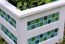 ideas for patio and garden