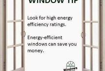 Window Tips