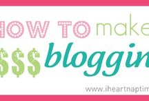 Blogging / by Kate {cheap crafty mama}