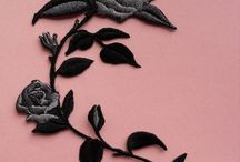 Inspiration | Embroidered