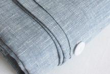 Designer Bettwäsche / Leinen / Linen / Flax / Einzigartiges Design Bettwäsche aus Reinleinen