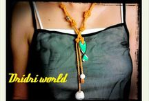 Jewellery by dridriworld!!! / handmade jewls....glass,eyes,paint,fishes everythind it reminds u holidays in greece!!! <3