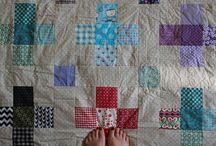 Stückchen / Patchwork und Quilts