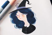 Ведьмочки