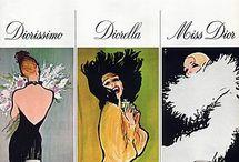 illustraties van parfums