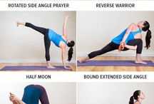 Yoga workout