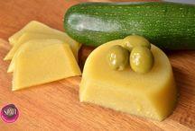 paleo cukkinis sajt